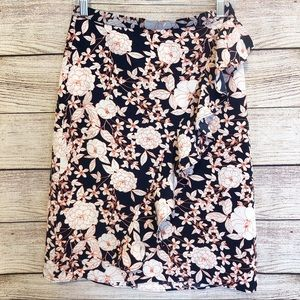 Banana Republic Floral Skirt